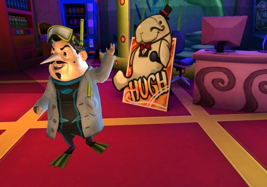 Disney Guilty Party Review - Screenshot 1 of 5