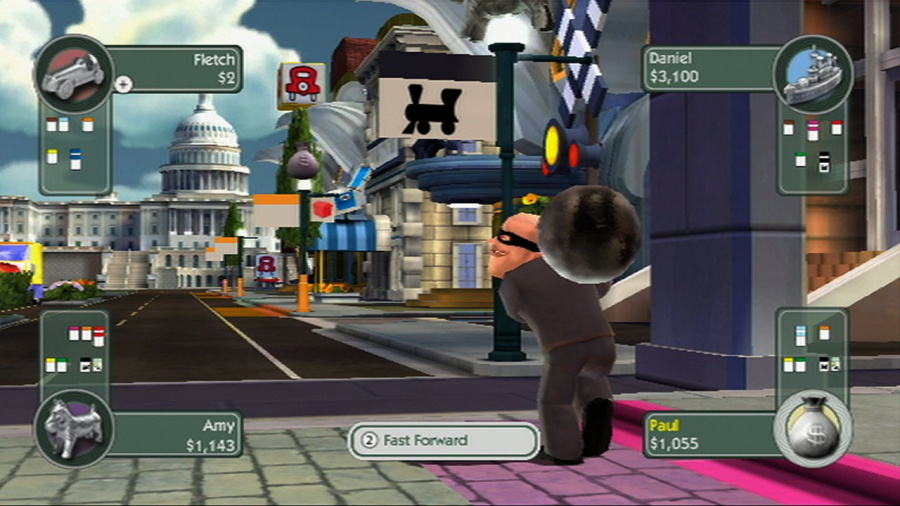 Monopoly Streets Review - Screenshot 1 of 4