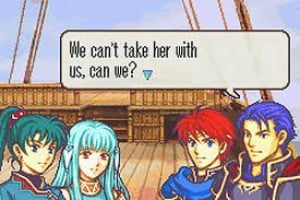 Fire Emblem Screenshot