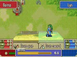 Fire Emblem Review - Screenshot 1 of 4