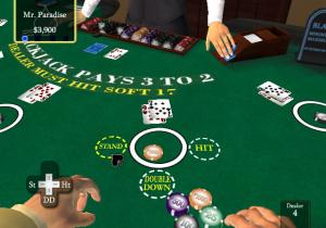 V.I.P. Casino: Blackjack Review - Screenshot 3 of 4