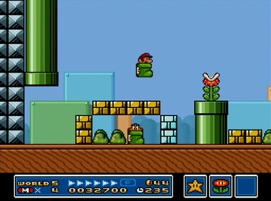 Super Mario All-Stars 25th Anniversary Edition Review - Screenshot 2 of 5