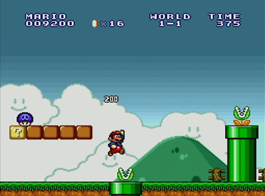 Super Mario All-Stars 25th Anniversary Edition Review - Screenshot 3 of 5