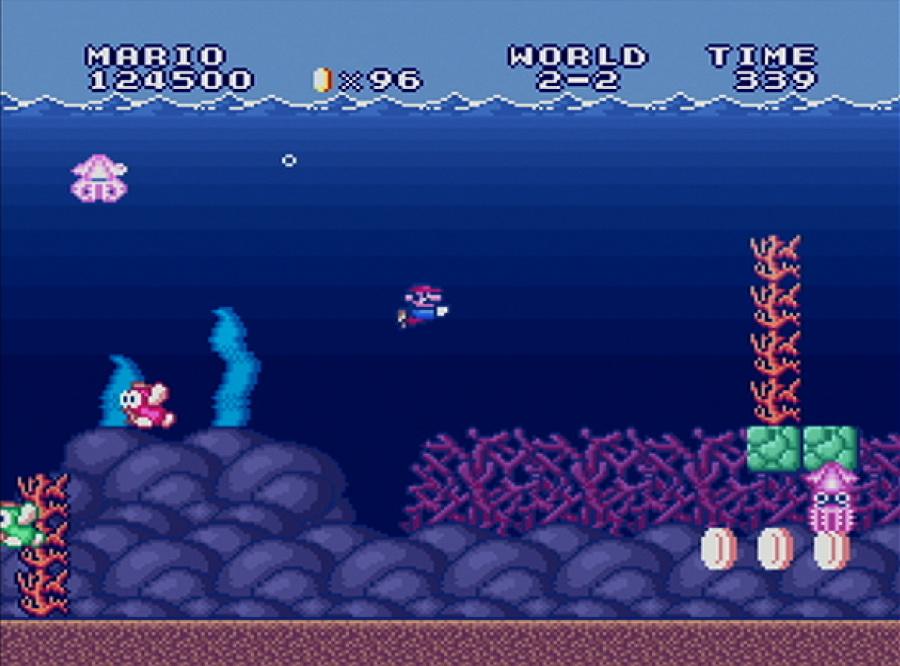 Super Mario All-Stars 25th Anniversary Edition Review - Screenshot 3 of 6