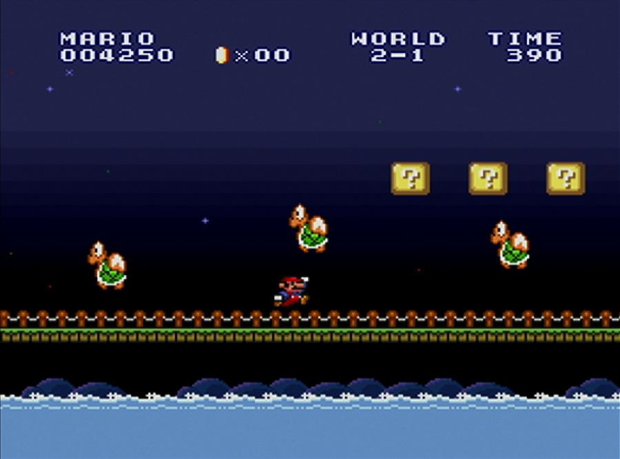 Super Mario All-Stars 25th Anniversary Edition Review - Screenshot 5 of 5