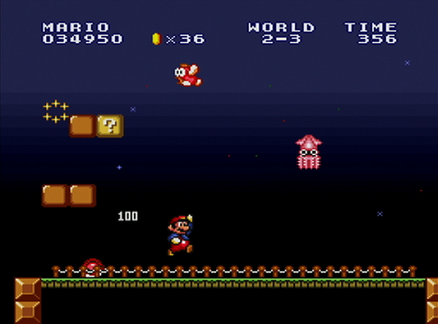 Super Mario All-Stars 25th Anniversary Edition Review - Screenshot 3 of 6
