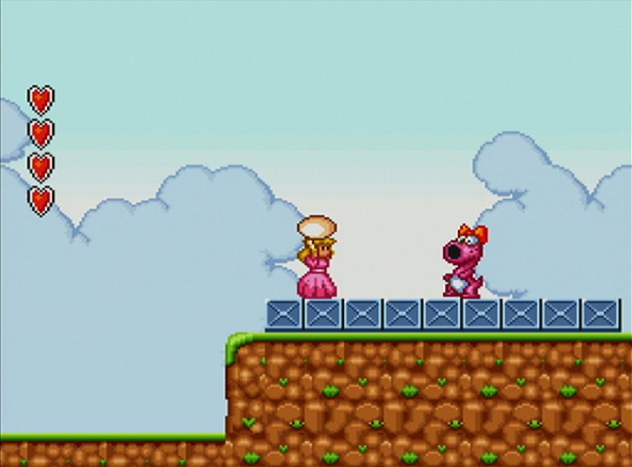 Super Mario All-Stars 25th Anniversary Edition Review - Screenshot 1 of 5