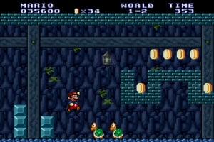 Super Mario All-Stars 25th Anniversary Edition Screenshot