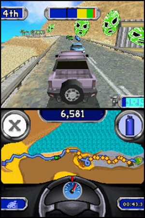 Need for Speed: Nitro-X Review - Screenshot 3 of 3