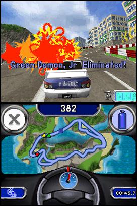 Need for Speed: Nitro-X Screenshot