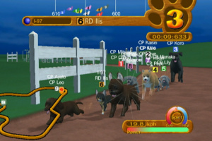 Derby Dogs Screenshot
