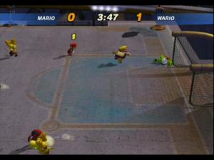 Mario Smash Football Review - Screenshot 1 of 5