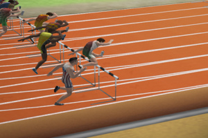 Triple Running Sports Screenshot