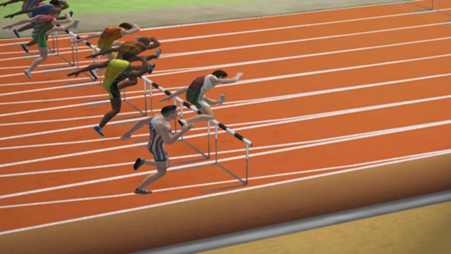Triple Running Sports Screenshot