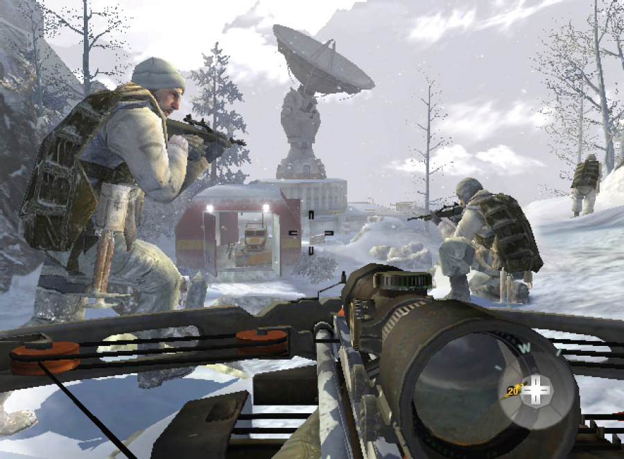 Call of Duty: Black Ops Review - Screenshot 1 of 5