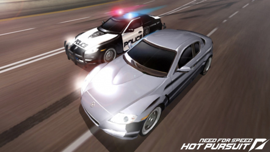 Need For Speed: Hot Pursuit Review - Screenshot 1 of 4