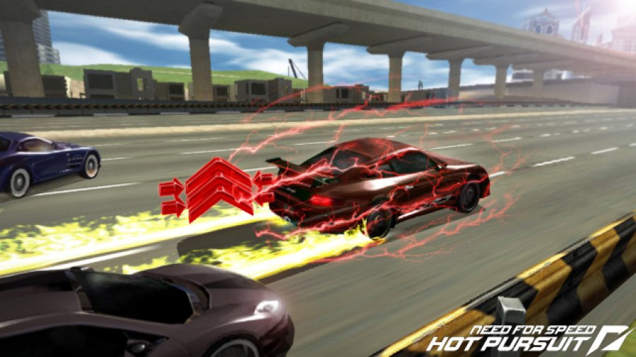 Need for speed hot pursuit cars absurd