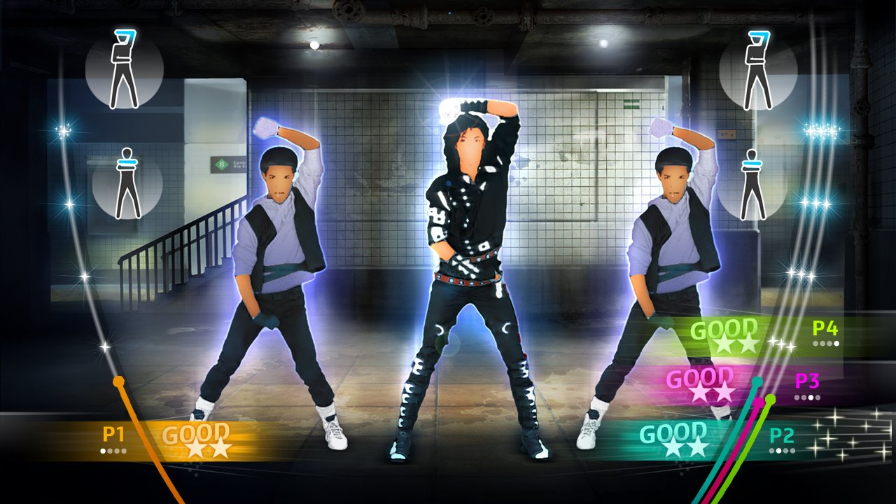 Michael Jackson The Experience Review Wii Nintendo Life
