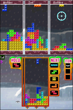 Tetris Party Live Review - Screenshot 2 of 2