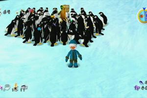 Snowpack Park Screenshot