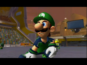 Mario Smash Football Review - Screenshot 3 of 5