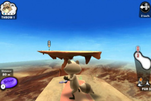HB Arcade Disc Golf Screenshot