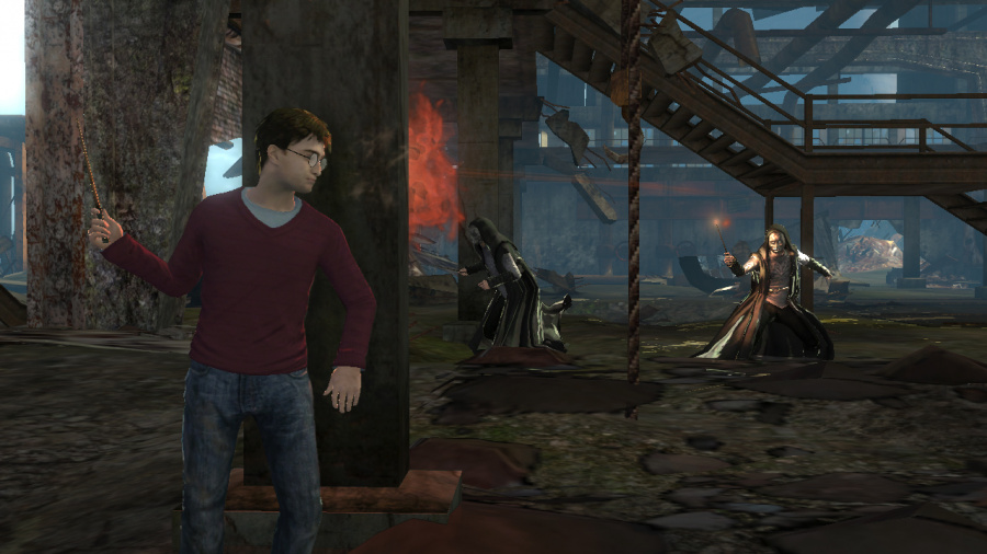 Harry Potter and the Deathly Hallows: Part I Review - Screenshot 1 of 3