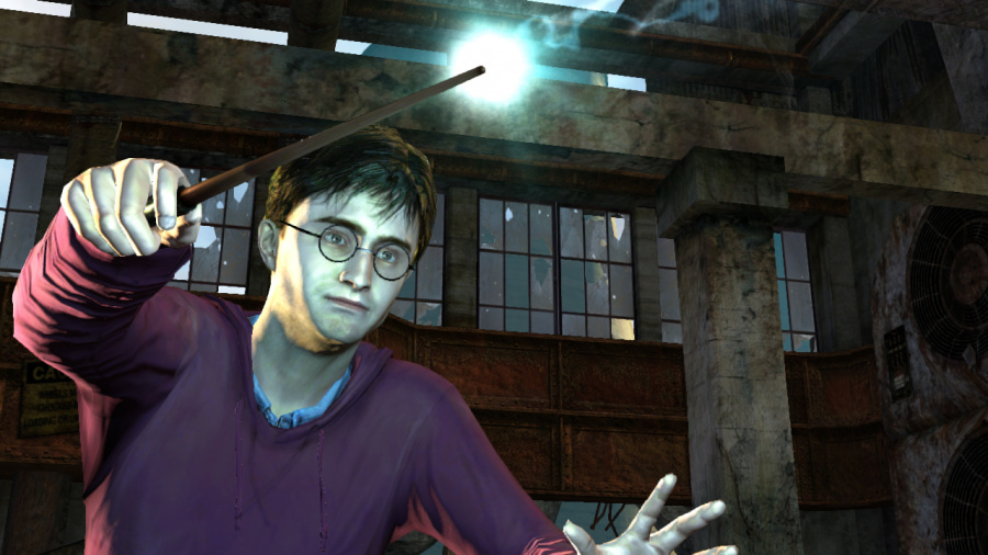 Harry Potter and the Deathly Hallows: Part I Review - Screenshot 2 of 3