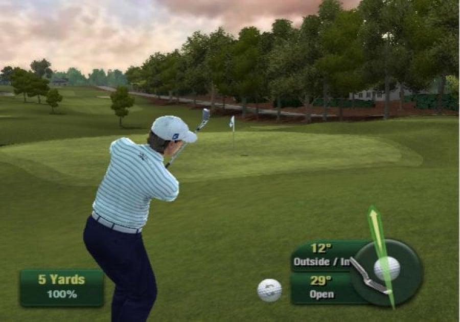 Tiger Woods PGA Tour 11 Review - Screenshot 2 of 5
