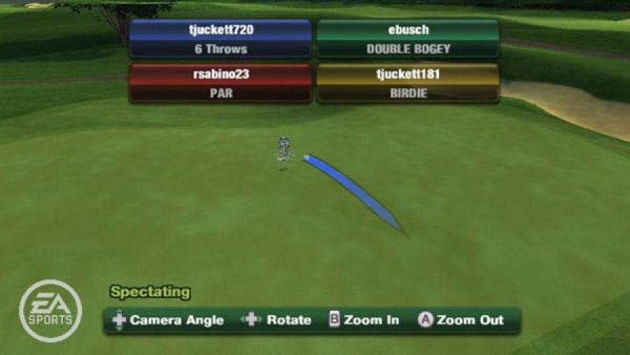 Tiger Woods PGA Tour 11 Review - Screenshot 1 of 5