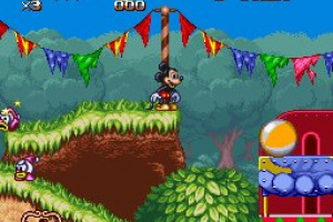 The Great Circus Mystery Starring Mickey & Minnie Screenshot