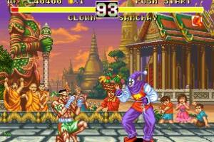 Karnov's Revenge Screenshot