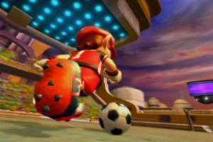 Mario Smash Football Screenshot