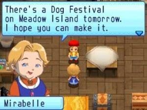 Harvest Moon DS: Sunshine Islands Review - Screenshot 1 of 3