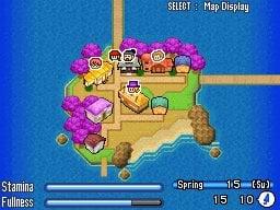 Harvest Moon DS: Sunshine Islands Screenshot