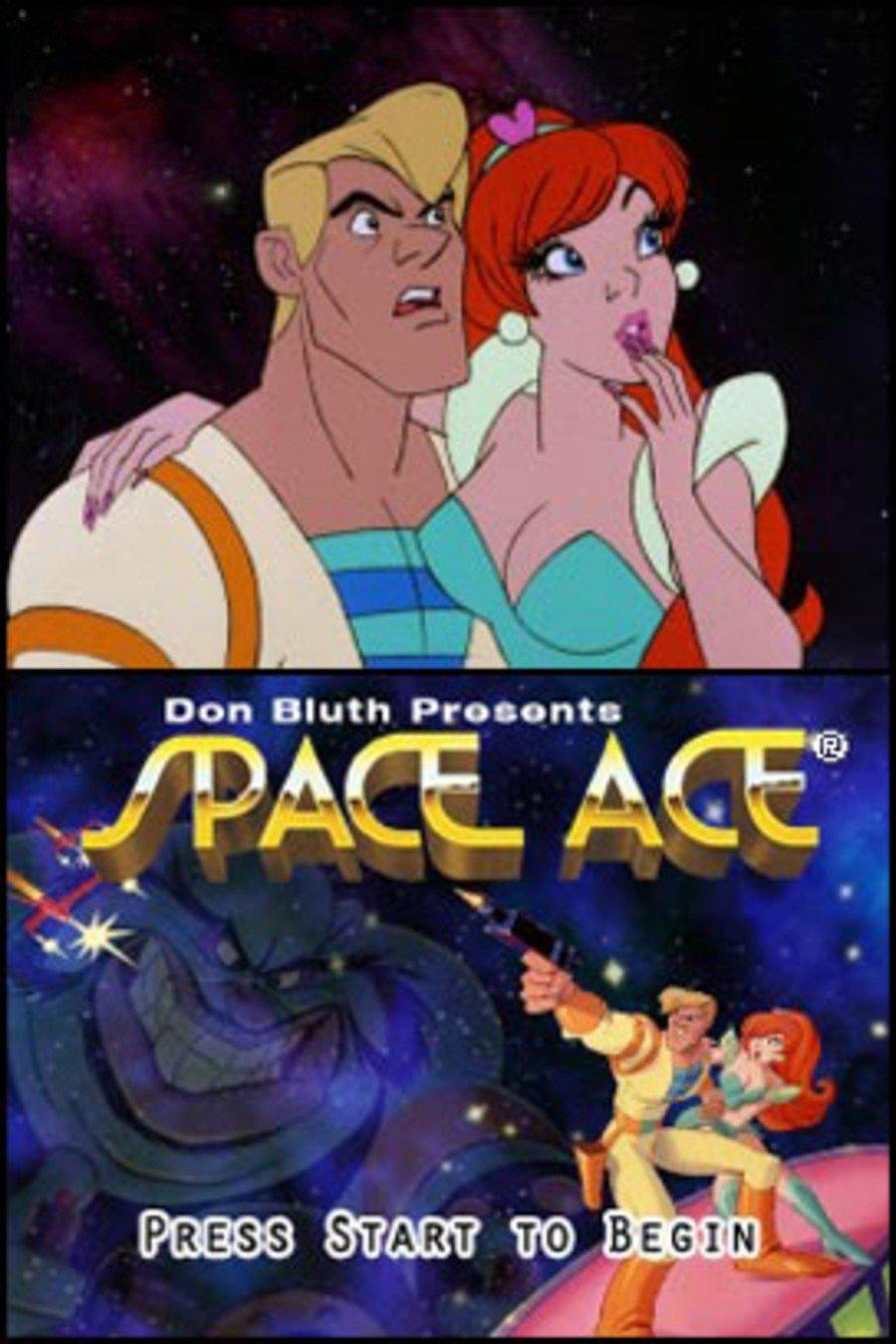 Space Ace Screenshot