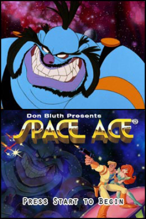 Space Ace Review - Screenshot 3 of 4