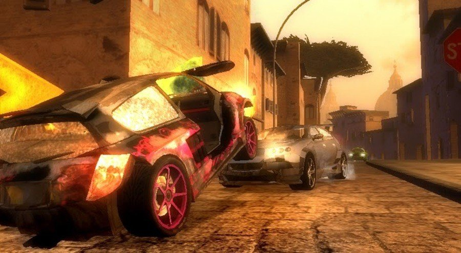 FlatOut Screenshot