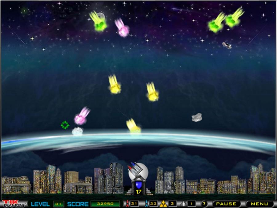 Rocks N' Rockets Screenshot