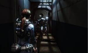 Resident Evil Revelations Review - Screenshot 4 of 5
