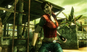 Resident Evil: The Mercenaries 3D Review - Screenshot 2 of 6