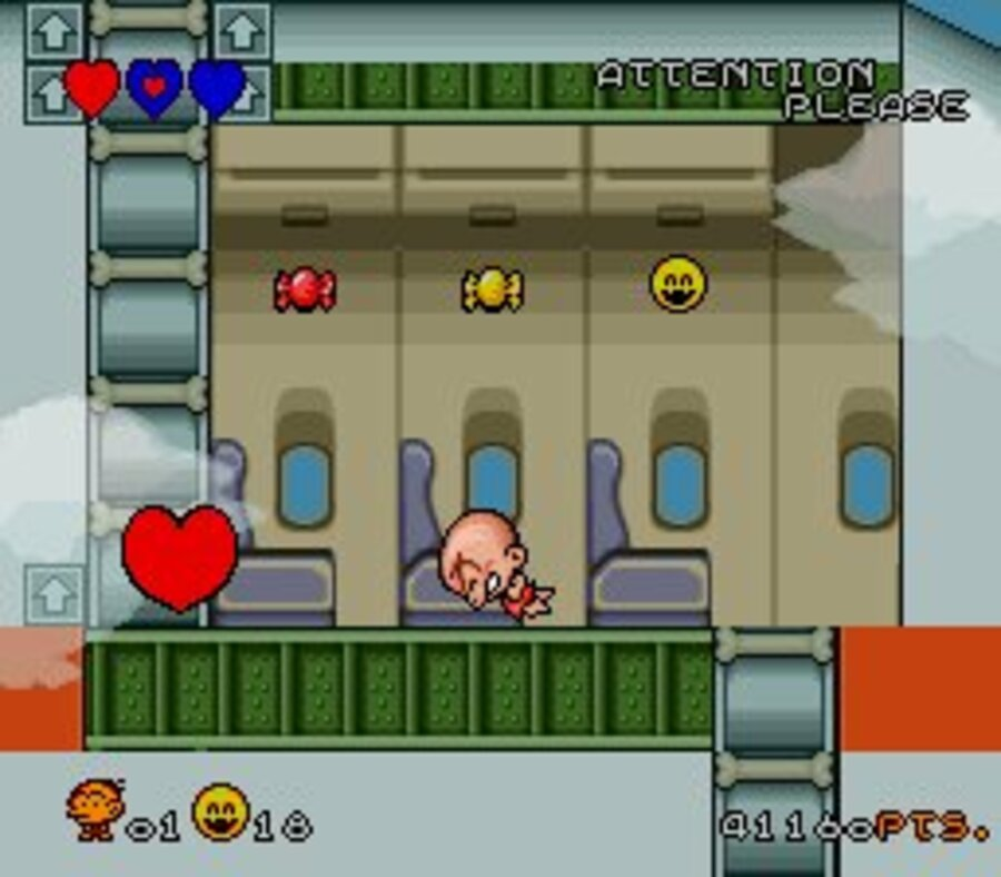 Super Bonk Screenshot