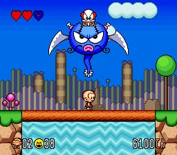 Super Bonk 2 Screenshot