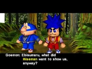 Goemon's Great Adventure Review - Screenshot 3 of 5