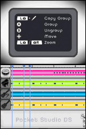 Jam Space: PocketStudio Review - Screenshot 1 of 3