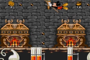 Mickey Mania Screenshot