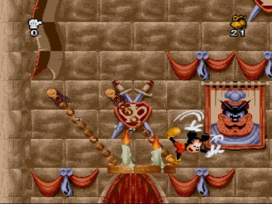 Mickey Mania Screenshot
