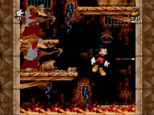 Mickey Mania Review - Screenshot 2 of 5