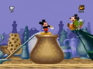 Mickey Mania Review - Screenshot 1 of 5