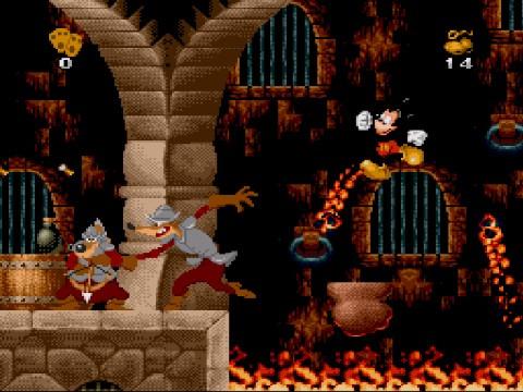 Mickey Mania (SNES / Super Nintendo) News, Reviews, Trailer
